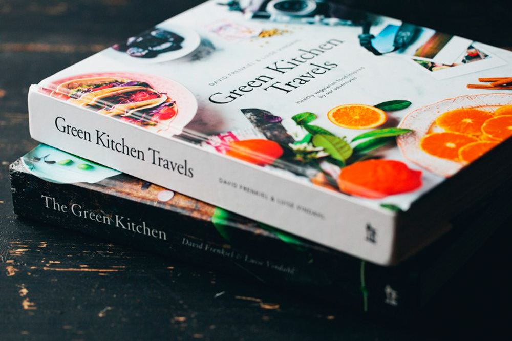 Christmas travel gift guide - cookbook