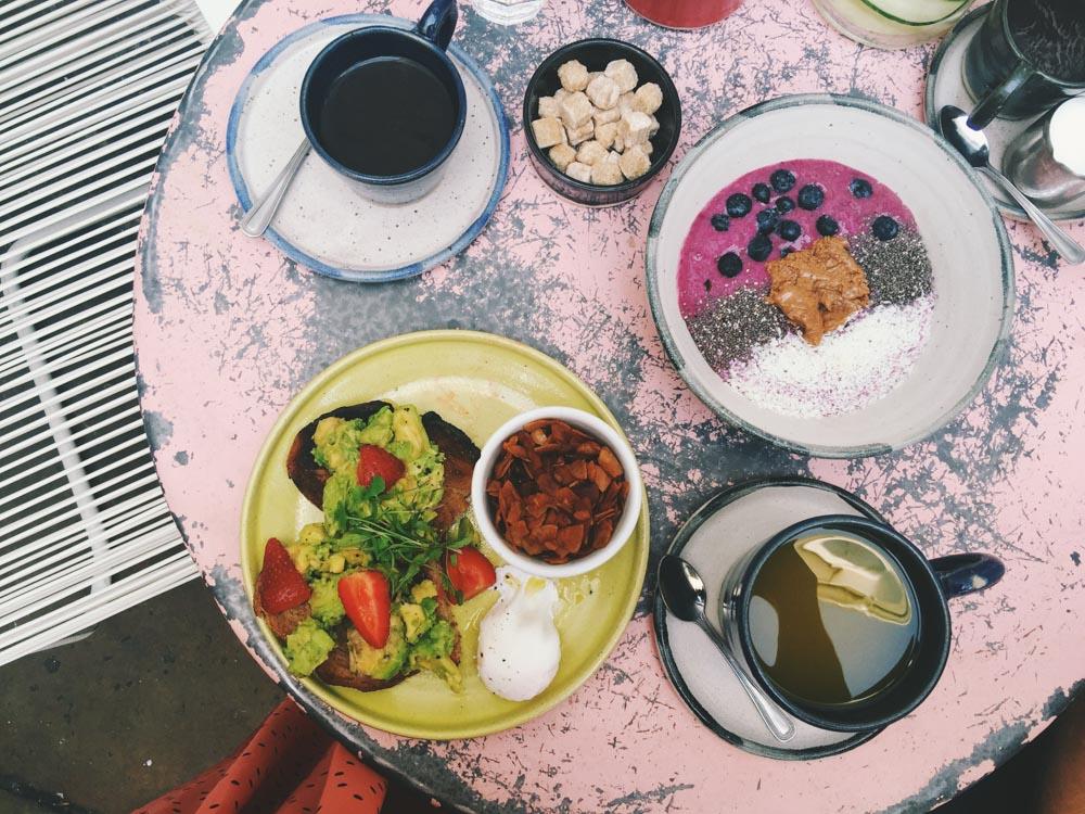 24 Hours in London as a Londoner - Farm Girl