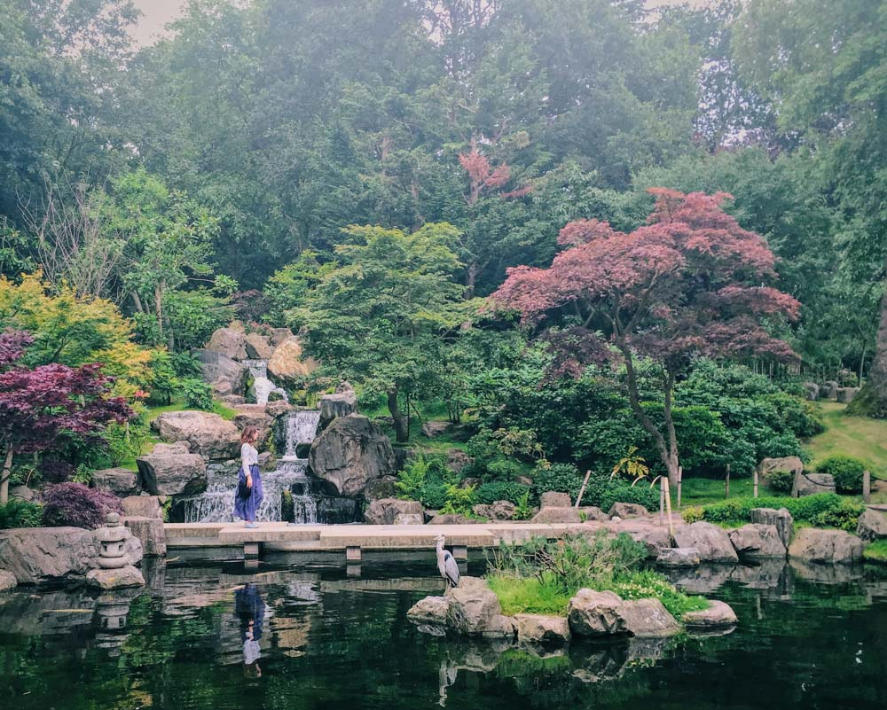 24 Hours in London as a Londoner - Holland Park