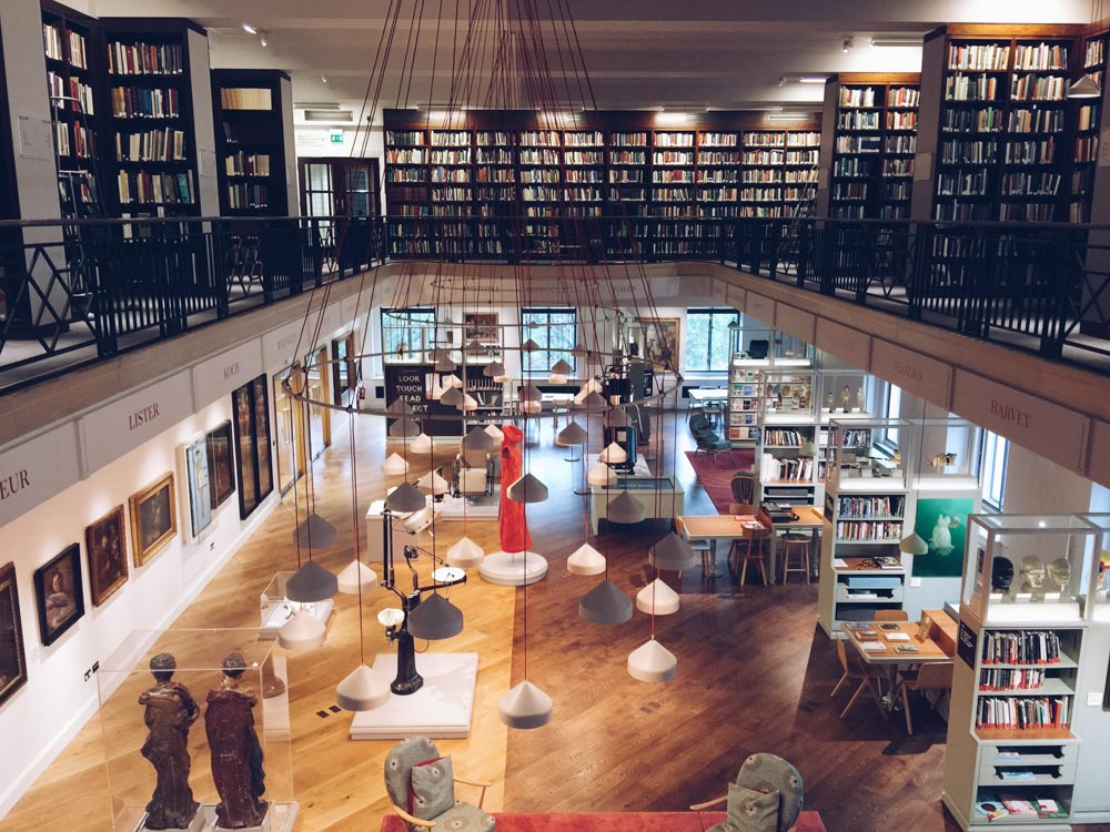 24 Hours in London as a Londoner - Wellcome Collection