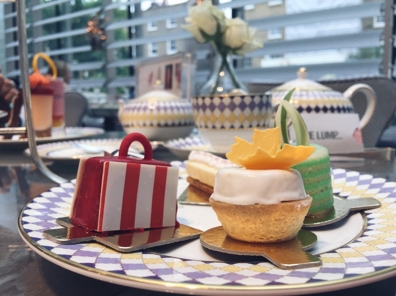 Best afternoon teas – Pret-a-Portea at The Berkeley