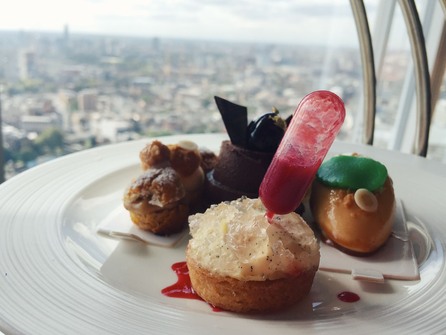 London's best afternoon teas - Ting at the Shangri-La