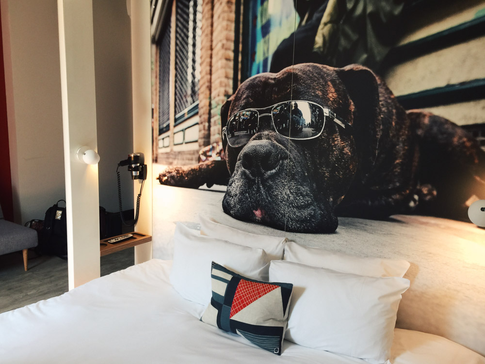 Qbic - London hipster hotel