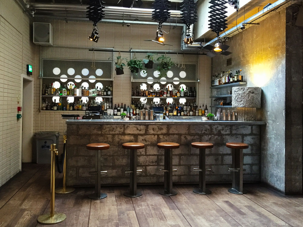The Ace Hotel - Hipster hotel in London
