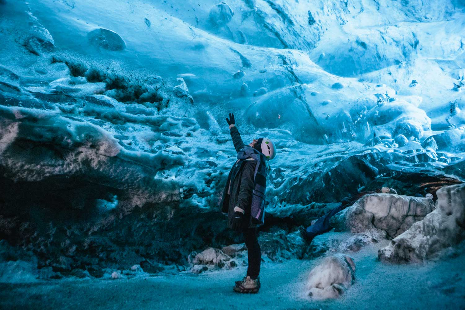 5-day Iceland itinerary - ice caves