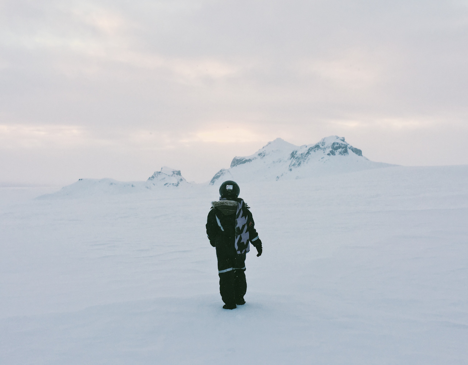 Five days in Iceland in winter