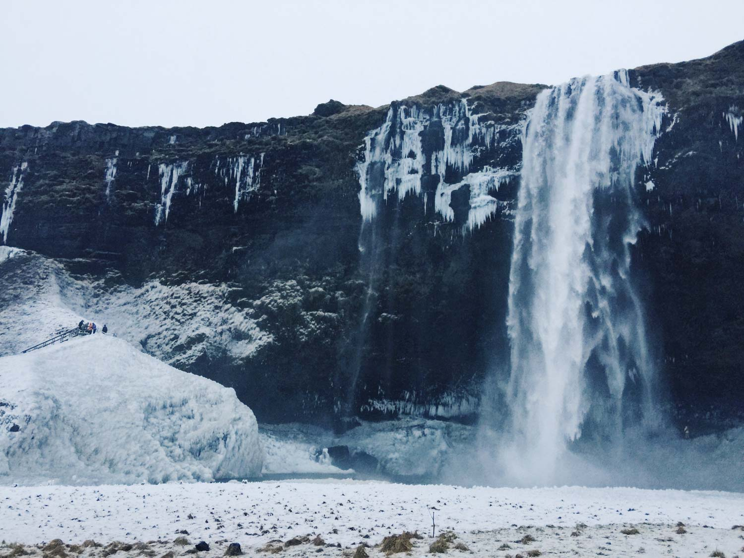 Seljandfoss waterfall - Iceland itinerary 5 days
