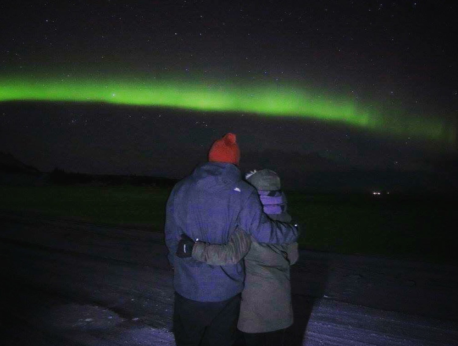 5-day Iceland itinerary- Northern Lights