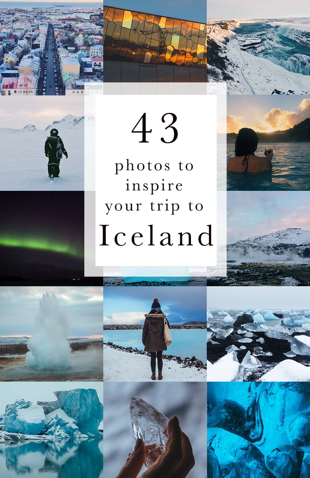 43 photos to inspire your trip to Iceland