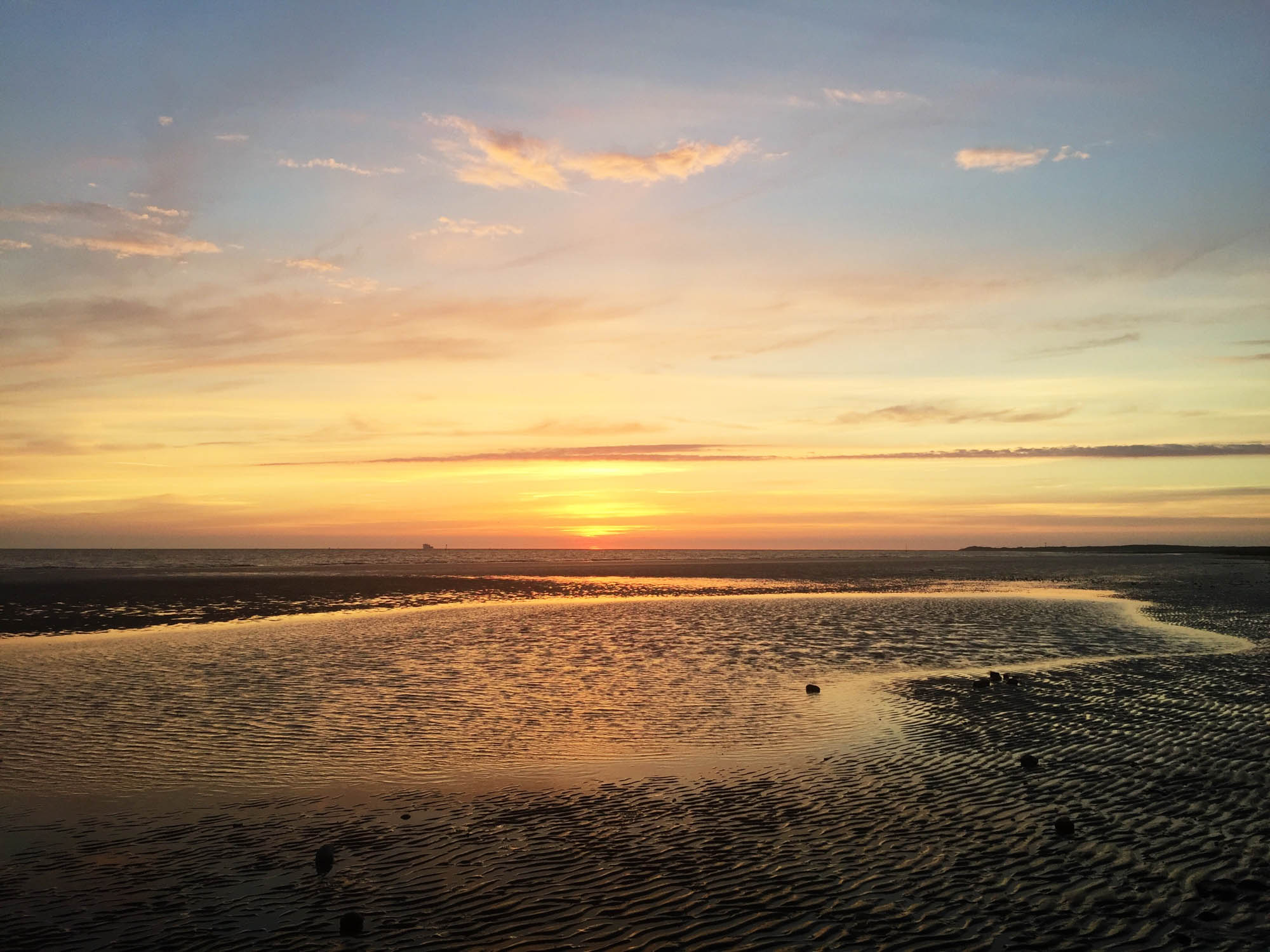 Best things to do in Liverpool - Crosby Beach
