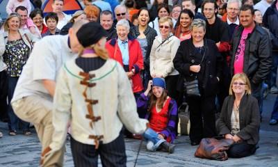 Top tips for visiting the Edinburgh Fringe Festival
