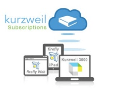 Kurzweil Subscription shares to iPad, Chromebook or desktop computers.