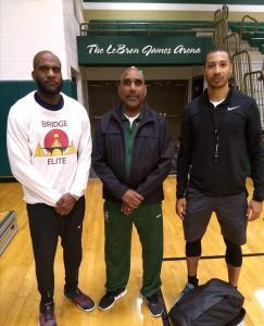 Dru Joyce II, Mustafa Abdul-Hamid & R.L.