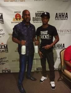 R.L. & Boxer Jeremy Abrams