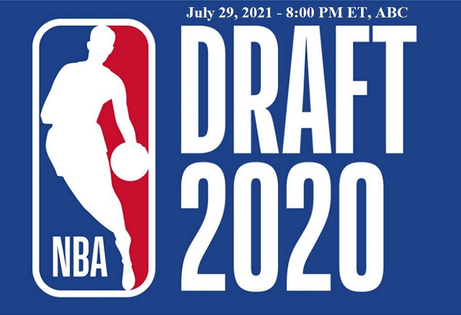 2021 NBA Draft Board