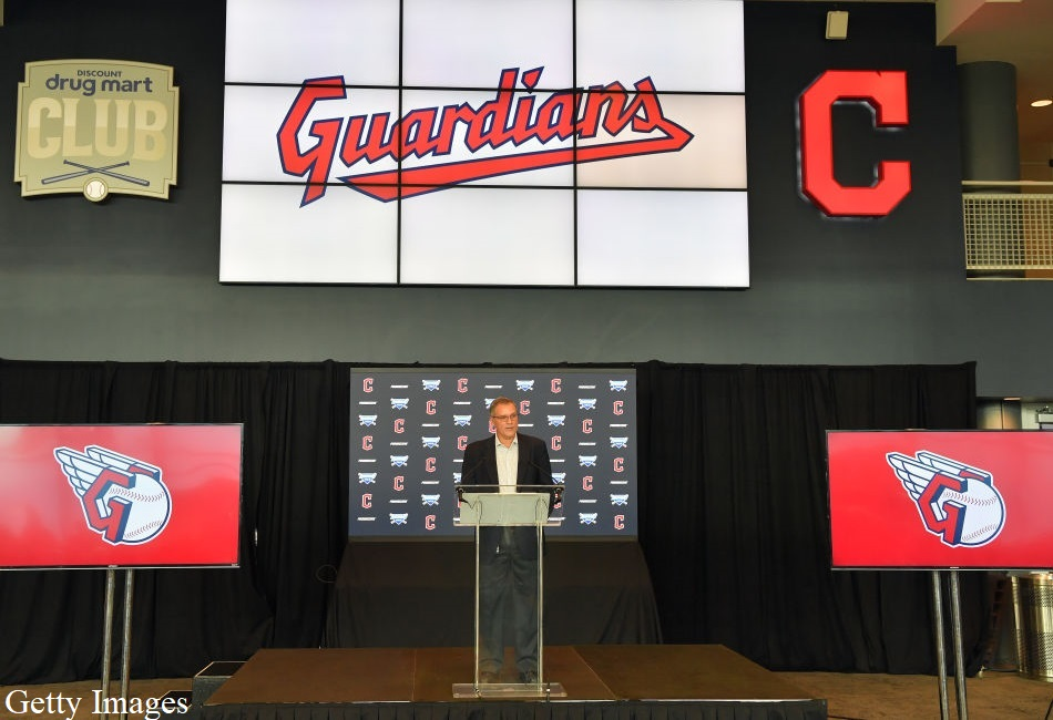 Cleveland Changes Name to Guardians