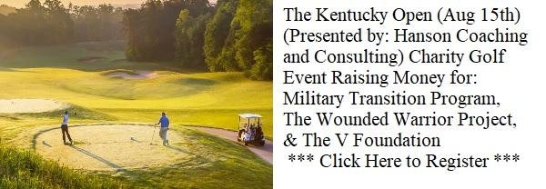 The Kentucky Open (M-T)