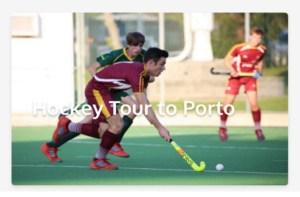 Tour - Hockey in Porto