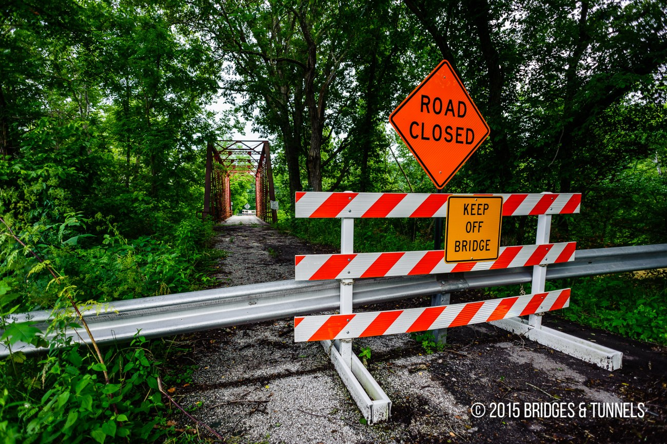 West Fork Tanners Creek Bridge (Formerly Lawrenceburg & Indianapolis Railroad)