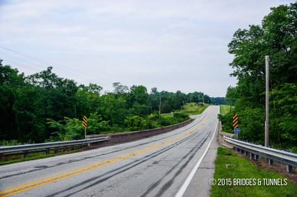 East Fork Tanners Creek Bridge (IN 46)