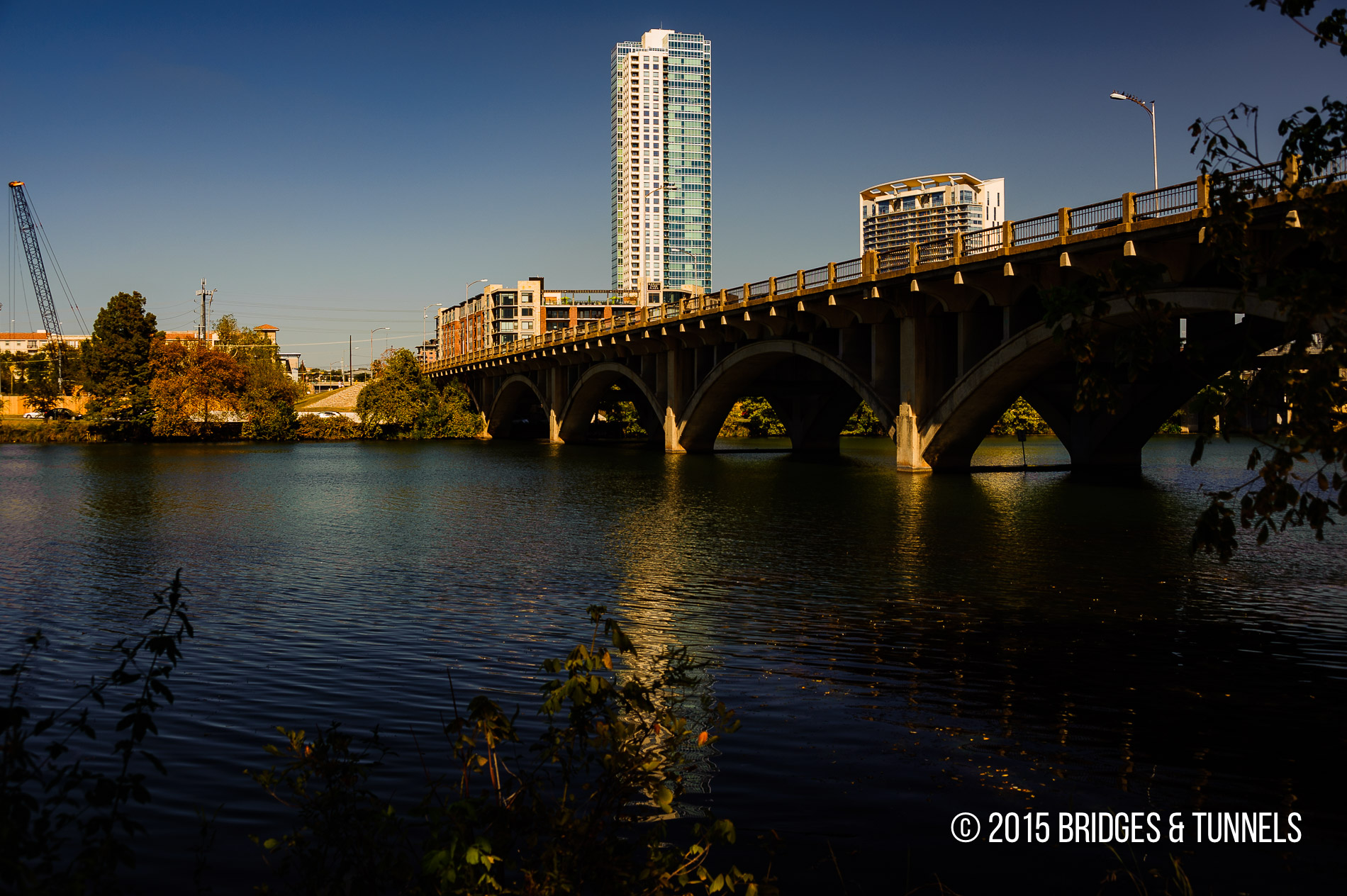 South Lamar Boulevard Bridge (TX Loop 343)