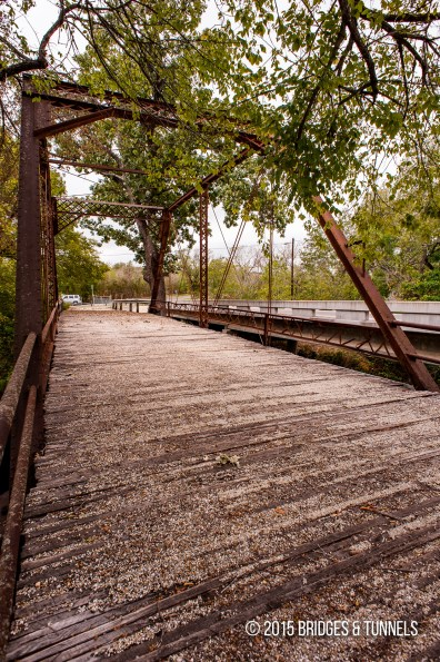 Shady Grove Road Bridge