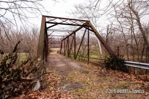 Fourteen Mile Creek Bridge (Formerly Nabb/New Washington Road)