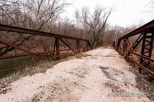 Fourteen Mile Creek Bridge Formerly Nabb/New Washington Road