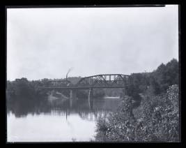 L&N Bridge (Louisville & Nashville Railroad), Broadway Bridge (Old US 127 & US 421)