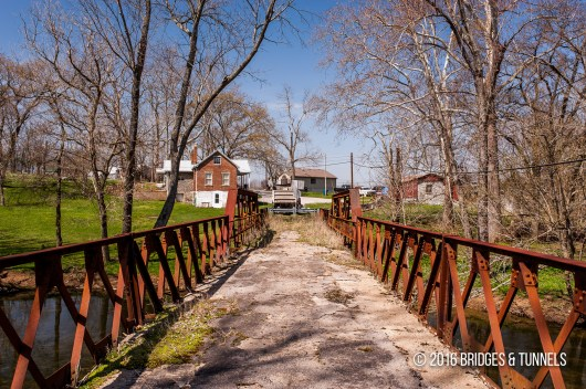 Union Mills Bridge (Old KY 169)