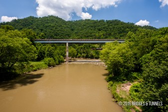 Elkhorn City Bridge (Old KY 80)