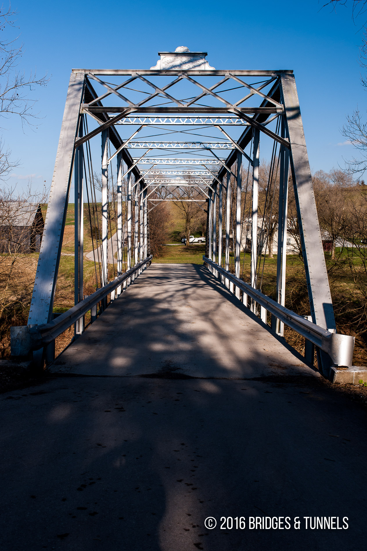 Davis Lane Bridge