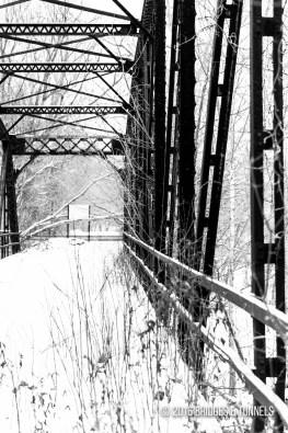 Freestone Road Bridge (Old US 60)