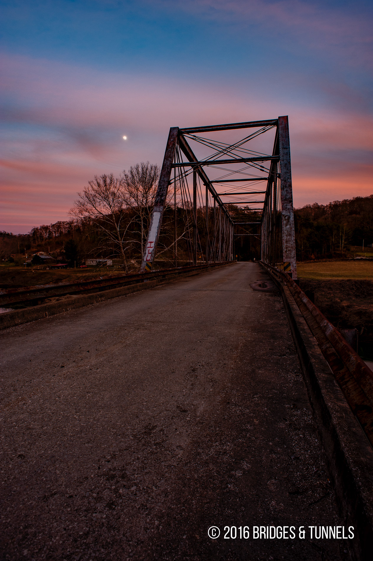 North Fork Kentucky River Bridge (KY 3193)