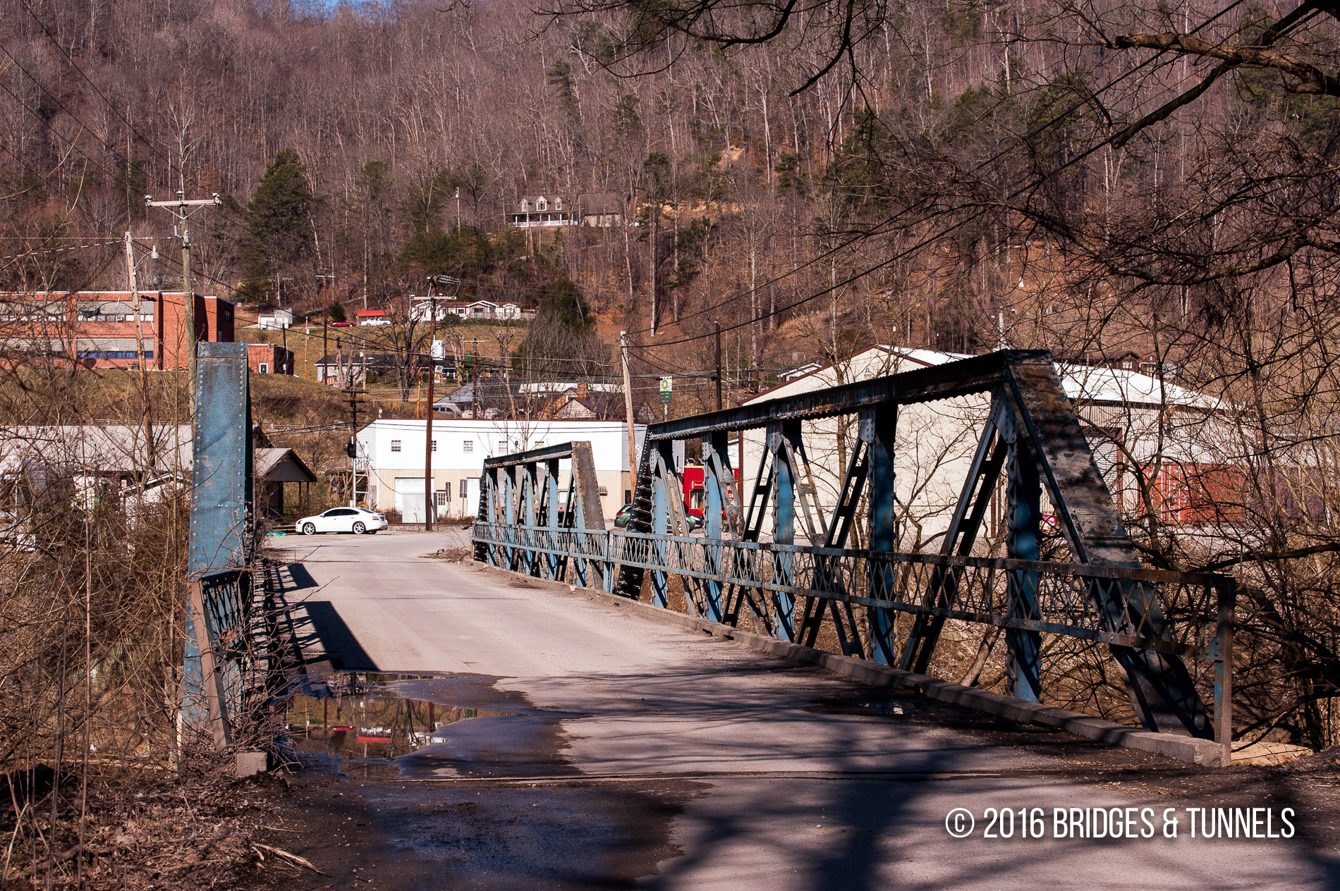 Jeff Bridge (Old KY 15)