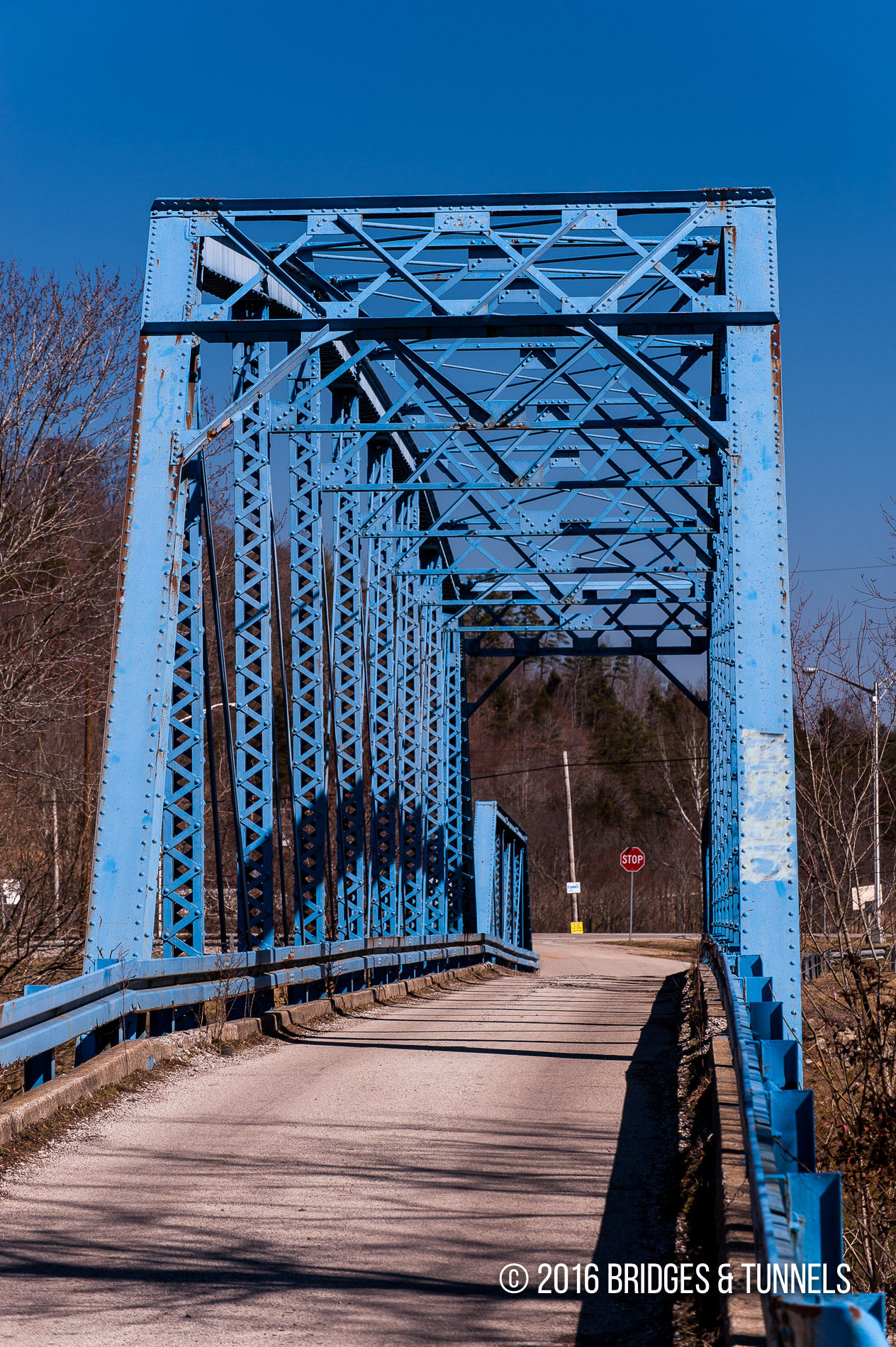 North Fork Kentucky River Bridge (Robinson Road)