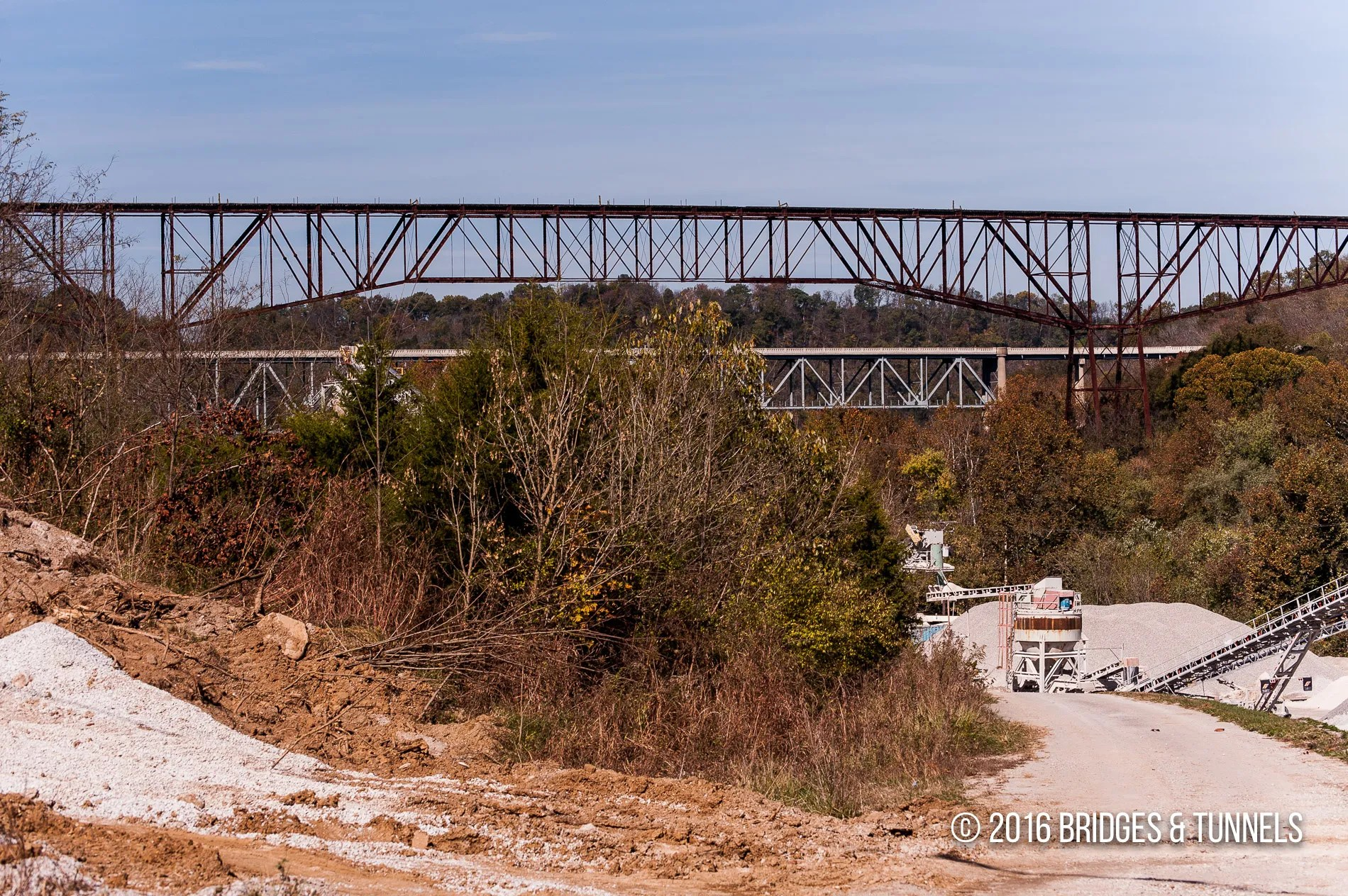 Young's High Bridge (Louisville Southern Railway)