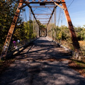 Fredericktown Bridge (Old US 150)