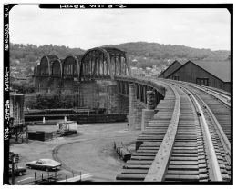 Bellaire Bridge (Baltimore & Ohio Railroad)