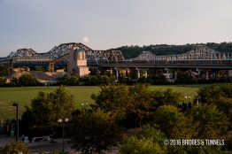 Brent Spence Bridge (Interstates 71 and 75)