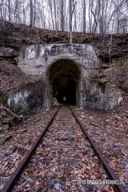 Adena Tunnel (Wheeling & Lake Erie Railway)