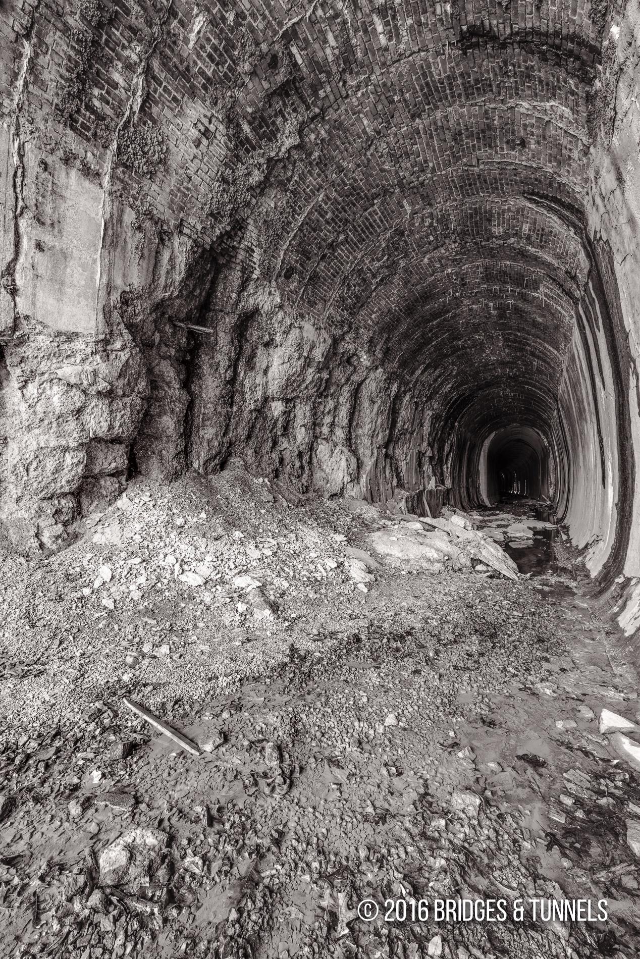Stone Creek Tunnel (Cleveland & Marietta Railway)