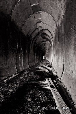 Stone Creek Tunnel (Cleveland & Marietta Railway)