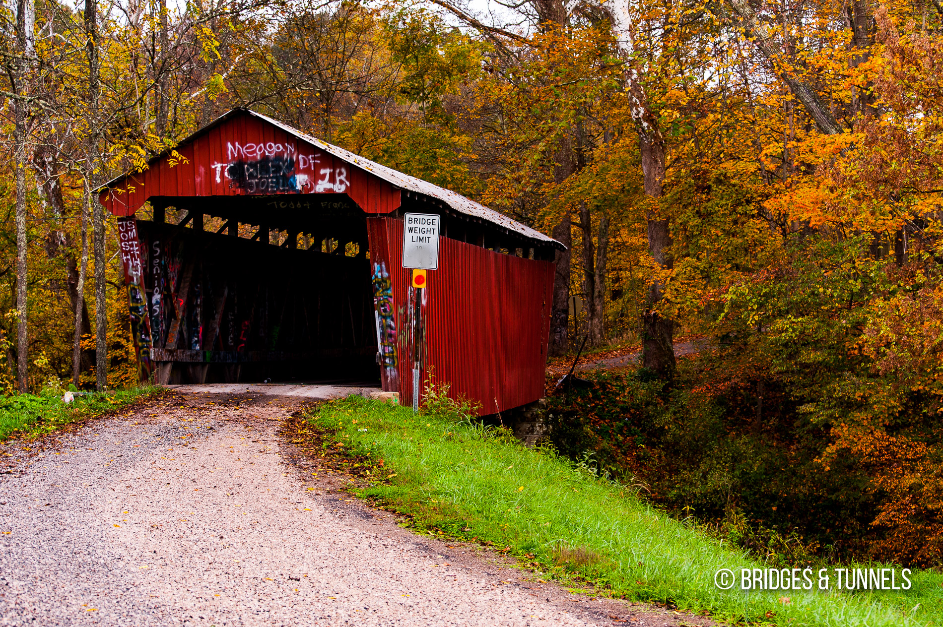 Blackwood Covered Bridge