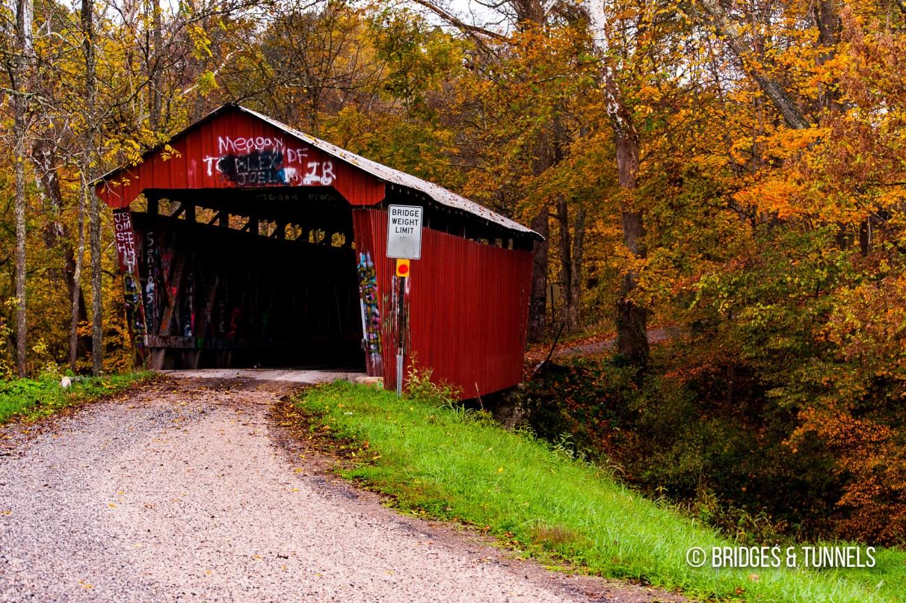 Blackwood Covered Bridge