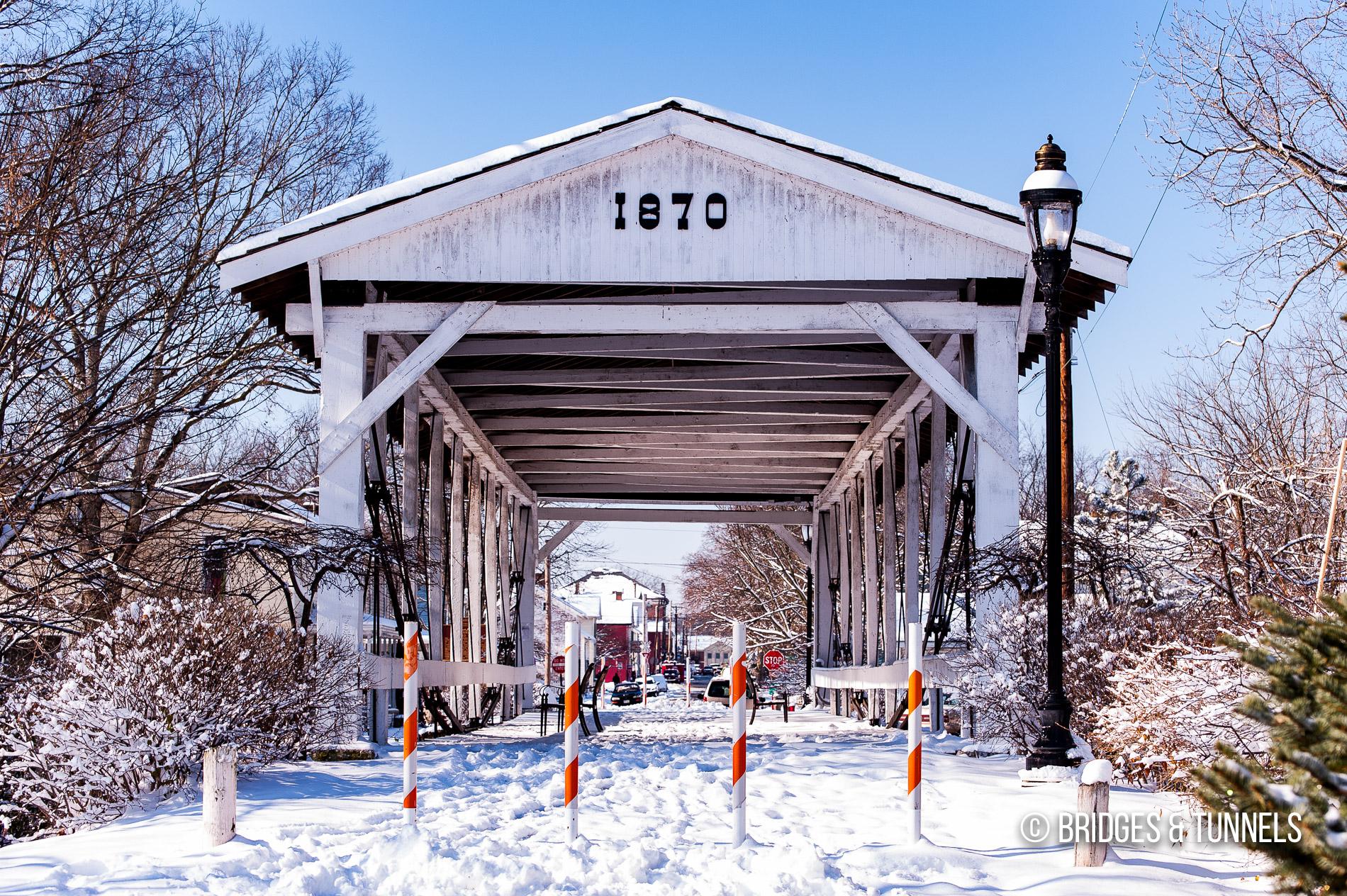 Germantown Covered Bridge