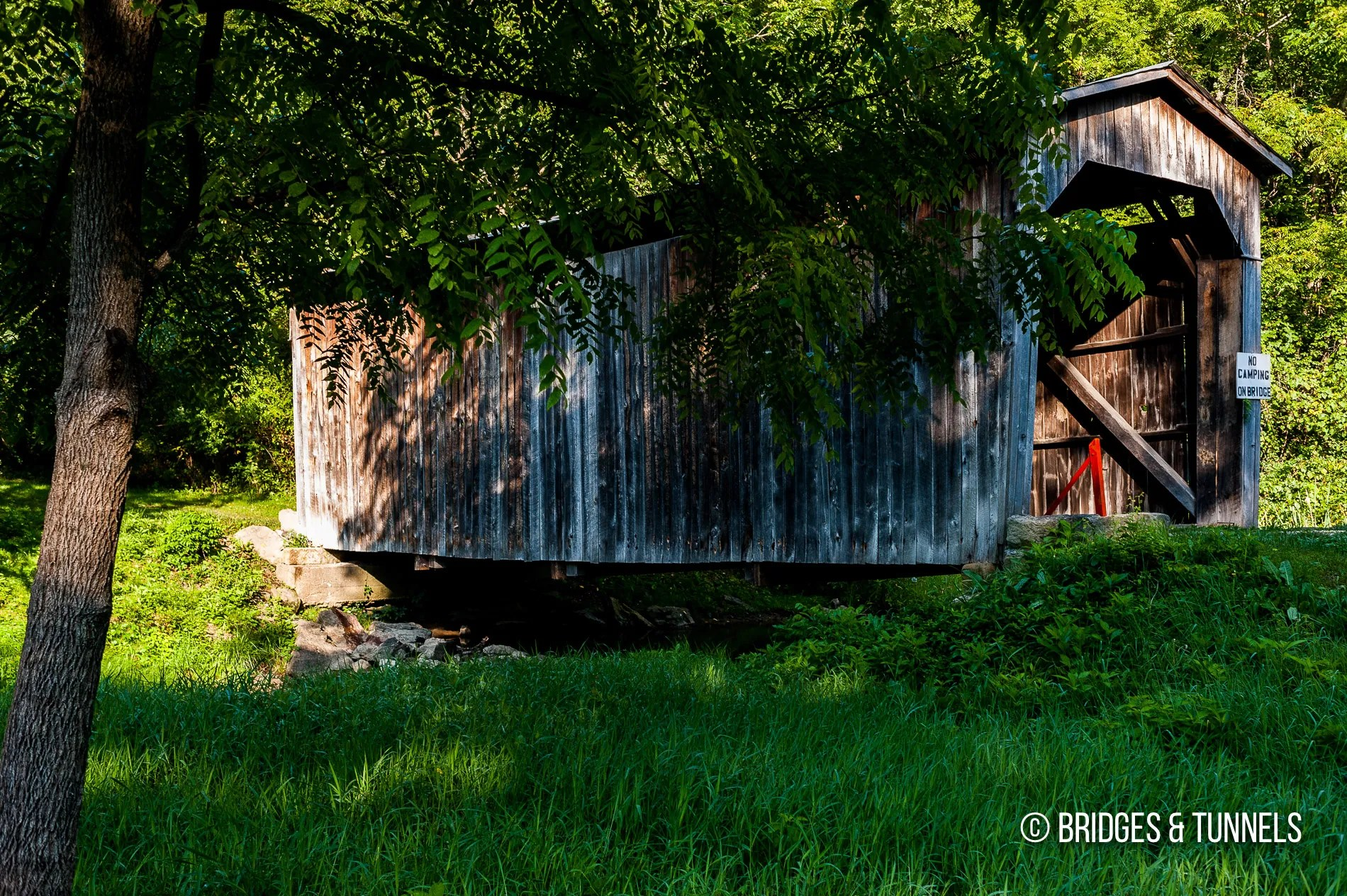 Milton Dye / Saw Mill Covered Bridge