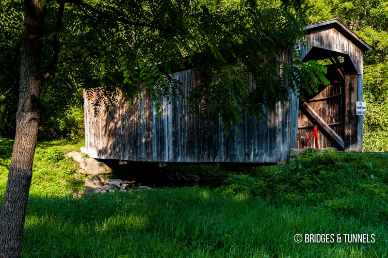 Milton Dye / Saw Mill Covered Bridge