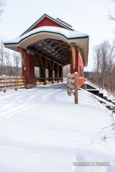 East Branch of Cuyahoga River Covered Bridge