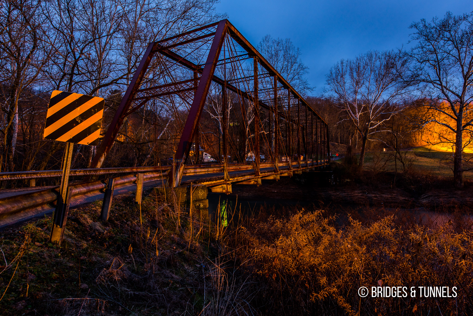 Bowers Hill Bridge